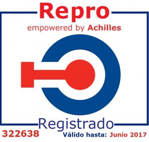 Logo Proveedor Registrado