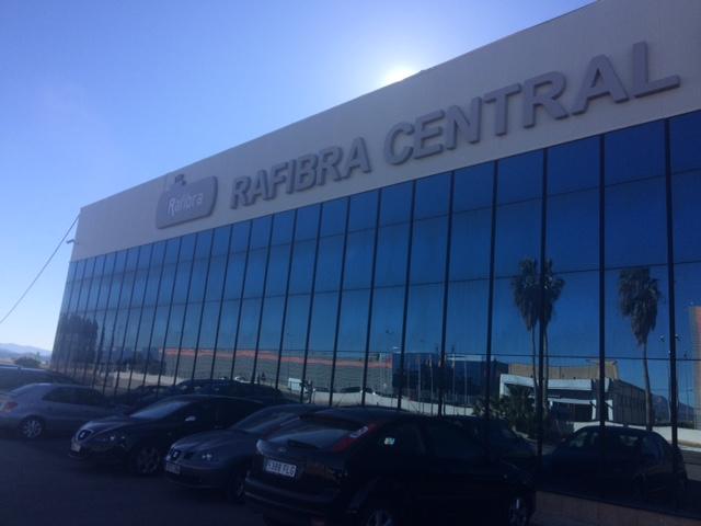 Visita a las instalaciones de RAFIBRA. Jornadas de trabajo sobre Seguridad en Desgasificados y Limpiezas de Depósitos de Combustibles
