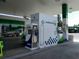 Instalación Gasolinera